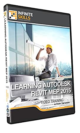 Learning Autodesk Revit MEP 2015 - Training DVD