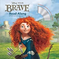 Brave Read-Along Storybook and CD