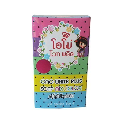 1-pc-omo-white-plus-soap-mix-color-100g