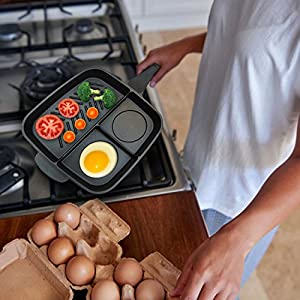 ProPan 3 in 1 Non-Stick Grill / Griddle Pan