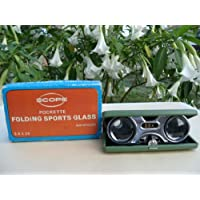 Folding Sports Glass Binoculars