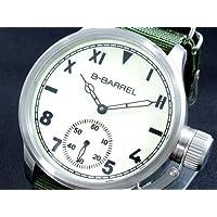 ビーバレル B-BARREL 手巻き式 腕時計 BB0046-5