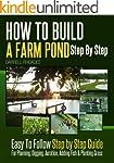 How to Build a Farm Pond Step by Step...
