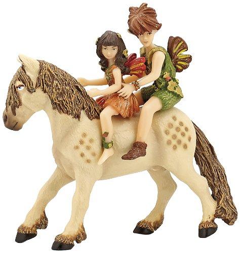 Papo Elves Children and Pony Playset