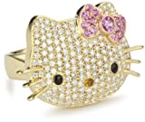 """Hello Kitty """"Simply Kitty"""" Ring, Size 7"""