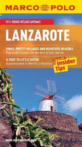 Walking on lanzarote and fuerteventura cicerone guides - Lanzarote walks from puerto del carmen ...