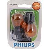 Philips 3457NA LongerLife Miniature Bulb, 2 Pack