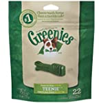 GREENIES Dental Chews TEENIE Treats f...
