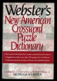 img - for Webster's New American Crossword Puzzle Dictionary book / textbook / text book