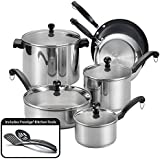 Farberware Classic Series II 12-Piece Cookware Set