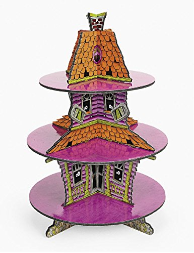 Haunted House Cupcake/Donut Holder - 1