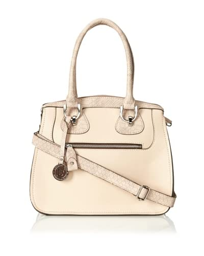 London Fog Women's Sullivan Shoulder Bag  [Blush]
