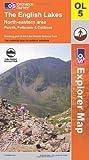 The English Lakes: North Eastern Area (OS Explorer Map Series): North Eastern Area (OS Explorer Map Series)