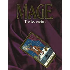 Mage: The Ascension (Mage Roleplying) by Stephan Wieck and Stewart Wieck