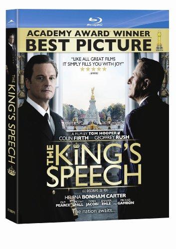 The King's Speech [Blu-ray] [Blu-ray] (2011) Colin Firth; Helena Bonham Carter