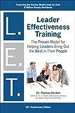 "Leader Effectiveness Training: L.E.T. (Revised): ""L.E.T."""