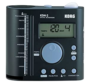 Korg KDM-2 True Tone Advanced Digital Metronome