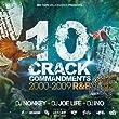 """10 CRACK COMMANDMENTS """"2000-2009 R&B"""""""