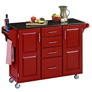 Home Styles Design Your Own Kitchen Island Serving Carts