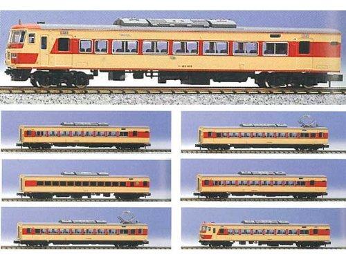Nゲージ A4164 国鉄185系試案塗装国鉄特急カラー編成7両