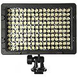 DBPOWER CN-160 LED Videobeleuchtung VideoKamera Licht für Canon Nikon Sony Olympus SLR DSLR