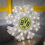 BVB Borussia Dortmund WEIHNACHTSSTERN Deko für Weihnachten Neuheit 2015