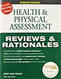img - for Pearson Nursing Reviews & Rationales: Health & Physical Assessment (Reviews and Rationales) 1st Edition by Hogan, MaryAnn, Ricci MSN RN, Mary Jean Je, Welliver, Joyce (2010) Paperback book / textbook / text book