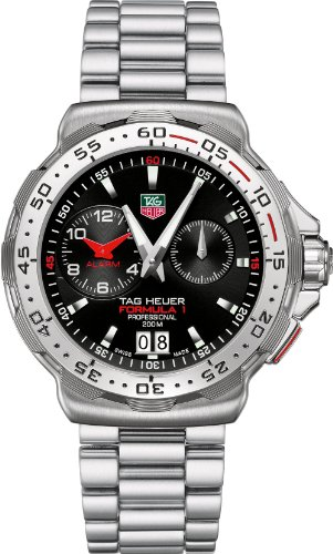 TAG HEUER FORMULA 1 MENS ALARM WATCH WAH111C.BA0850