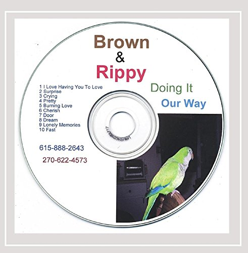 A Harold Rippy&Charles Brown - I Love Having You to Love