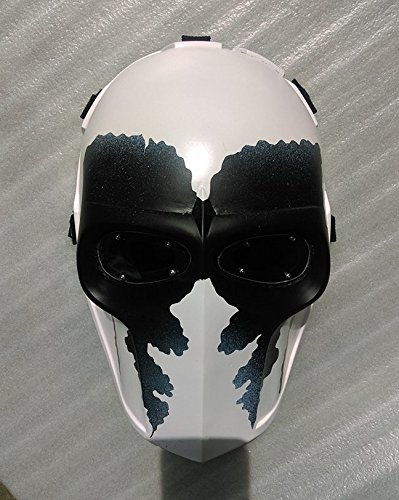 [Outdoor Master EA102 Army of Two Mask Airsoft/bb Gun/cs Full Face Protect Mask] (Dark Helmet Costumes Spaceballs)