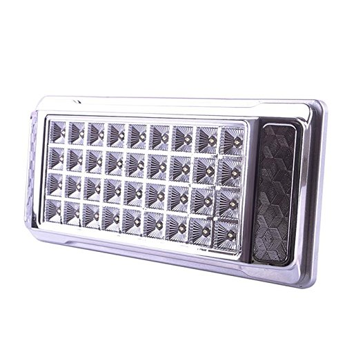 Bright 36 Led Car Vehicle Dome Roof Ceiling Interior Light Lamp Dc 12V White F2Home Useful