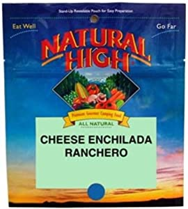Natural High Freeze Dried Cheese Enchilada Ranchero by Natural High