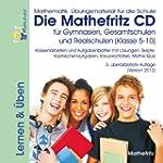 Die Mathefritz CD f�r Gymnasien, Gesa...