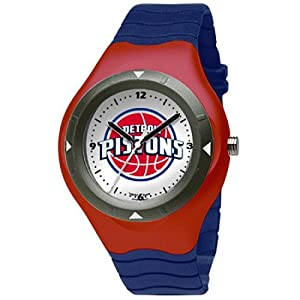 NSNSW22958P-Youth Size Nba Detroit Pistons Watch by NBA Officially Licensed