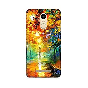 Mobicture Colorful Owl Premium Printed Case For Samsung A510 2016 Version