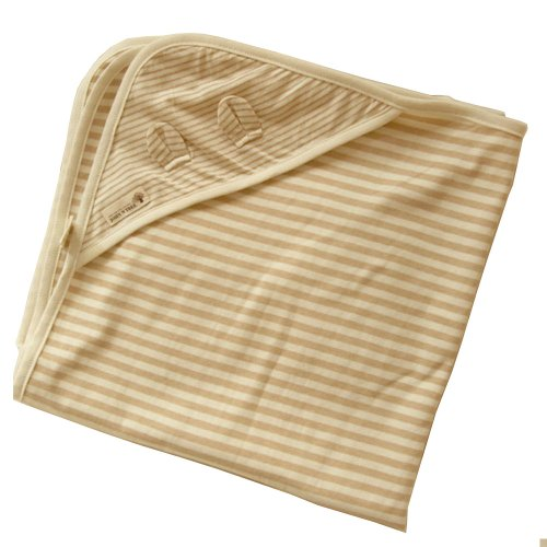 Newborn Swaddle Blanket Strape Style / 100% Certified Organic Cotton front-774250