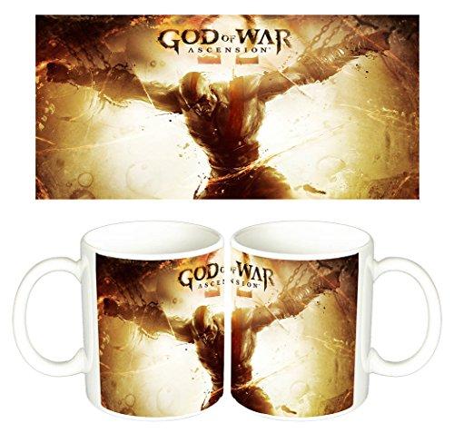 God Of War Ascension B Tazza Mug