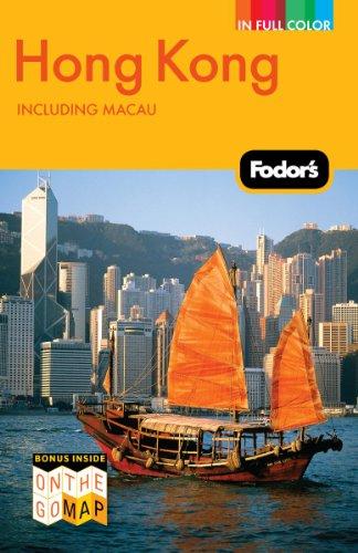 Fodor's Hong Kong, Including Macau (Full-Color Travel Guide)