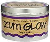 Zum Glow Soy Candle Frankincense and Myrrh -- 7 oz