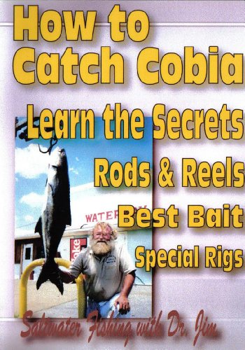 DVD How To Catch Cobia movie