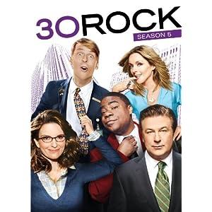 30 Rock: Season 5 movie