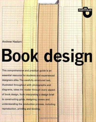 Book Design (Portfolio)