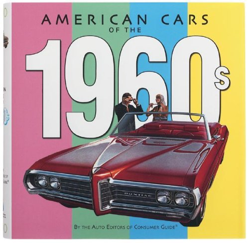 American Cars Of The 1960S front-645976