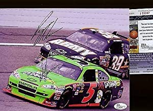 Mark Martin & Ryan Newman Army Nascar Dual Signed Photo 8x10 Coa #j55307 - JSA... by Sports Memorabilia