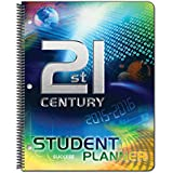 2015-16 Student Planner - 2045D - 21st Century Skills, Dated, Weekly, w/Subjects, 8.25 X 10.75