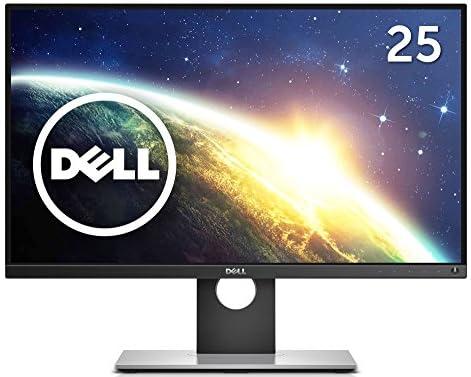 Dell 25型 ワイド液晶モニタ AdobeRGB100% 10億色 薄型ベゼル 3年保証 (2560x1440/IPS非光沢/DP,MiniDP,HDMI,Dpout,USBハブ) UP2516D