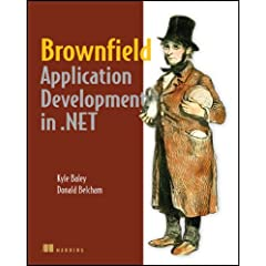 Brownfield Application Development in .Net