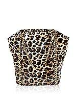 Amrita Singh Bolso asa al hombro Leopard (Natural)