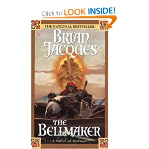 The Bellmaker: A Novel of Redwall by Brian Jacques