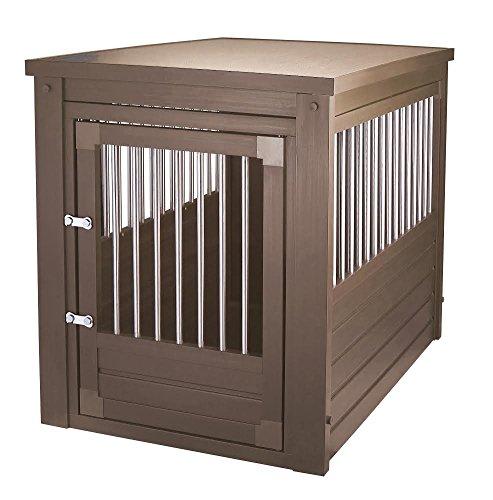 new-age-pet-ehhc103l-ecoflex-habitat-n-home-inn-place-crate-table-russet-brown